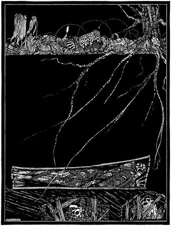 Poe_HarryClarke_burial