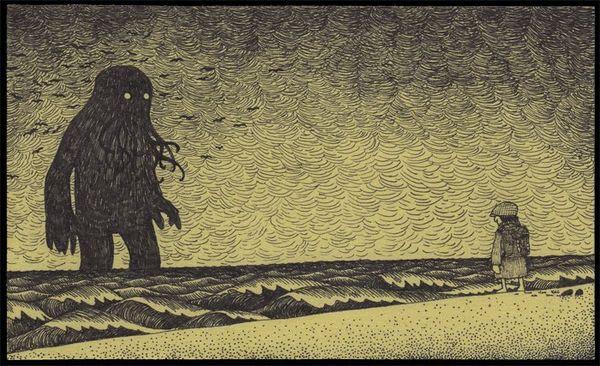 LovecraftalaGorey