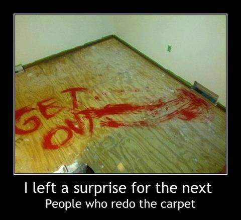 GetOut_carpetsurprise