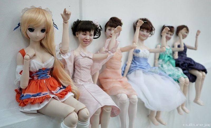 Japanese clone_women