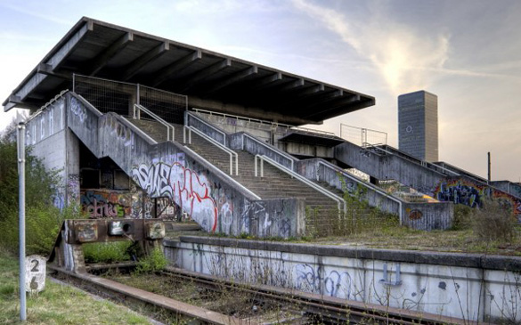 Olympic ruins_munich_train1
