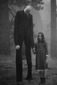 Slender-Man-with child