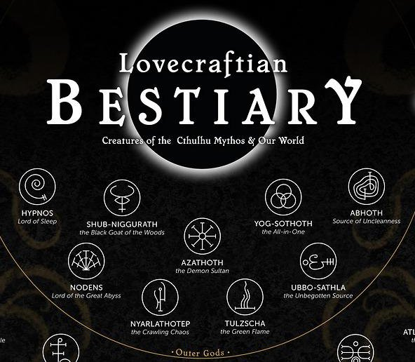 Lovecraft-bestiary-detail