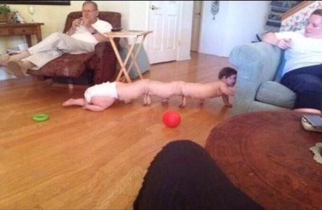 Baby-human-centipede