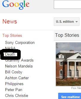 GoogleNews_Death