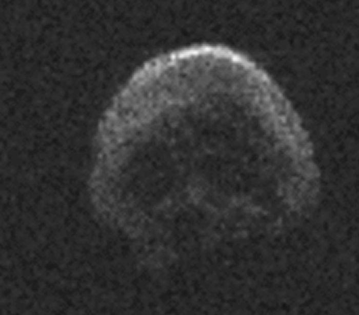 Skull comet 2015-TB145