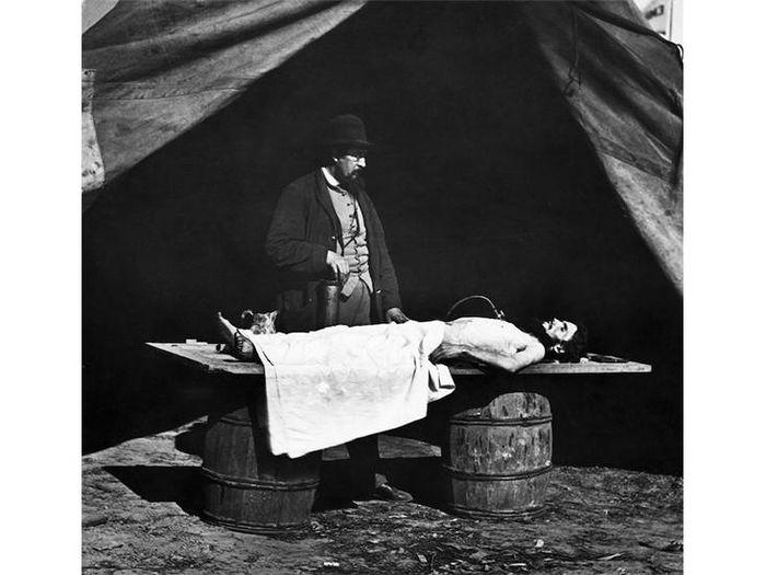 Embalming
