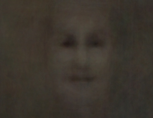 Face revealed