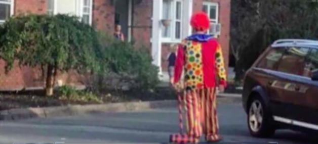 Clown_Albany area