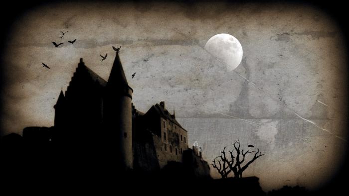 Horror castle_Daniel Lee