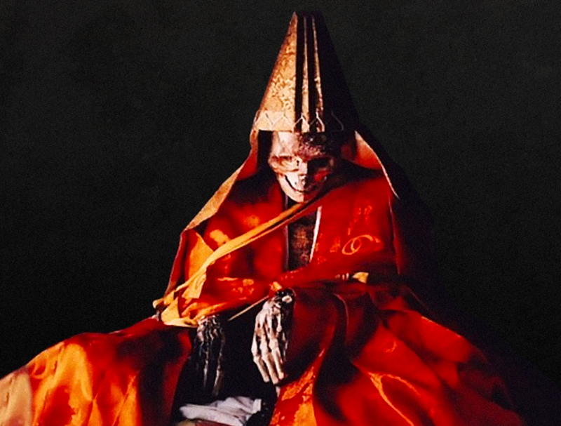 Japanese monk mummified_Damn Interesting