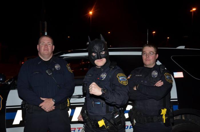 Batman from Fairpoint NY