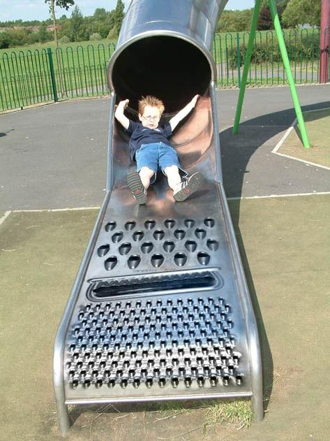 Playground-grater