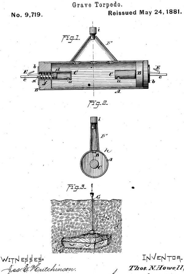 Coffin torpedo
