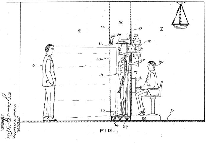 Skeleton chamber patent