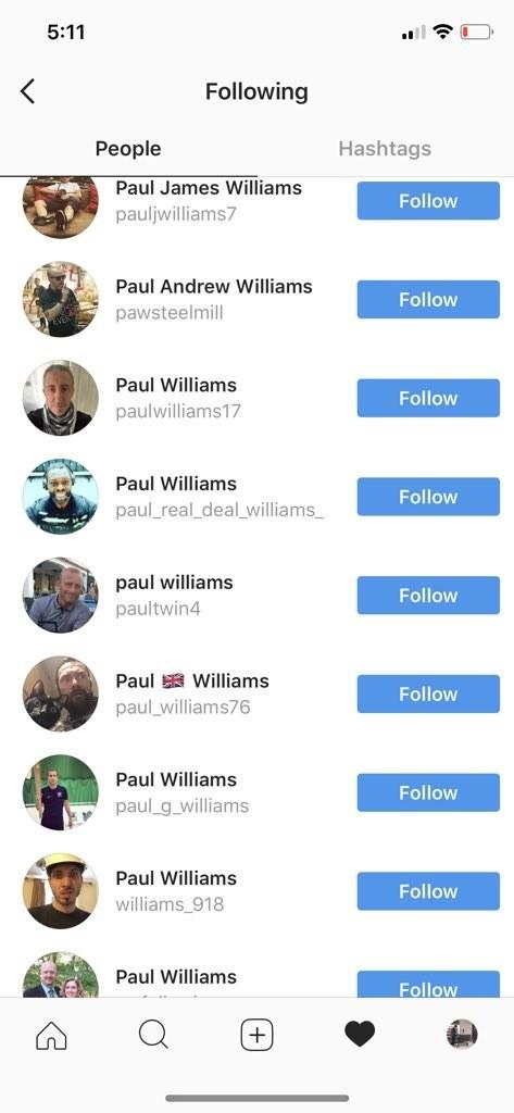 Paul Wiliams