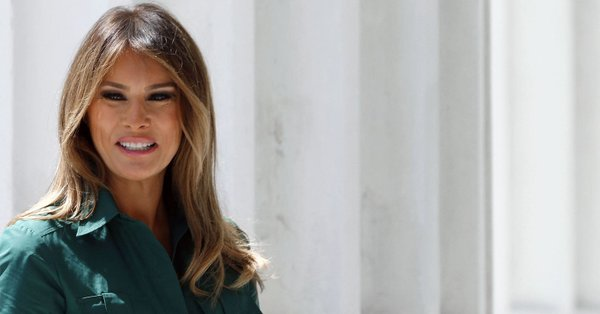 Melania Trump eyes