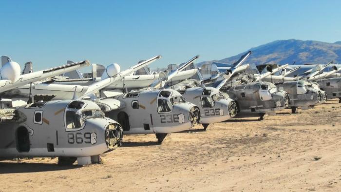 Cold War ruins_planes