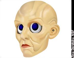Robot28_humanoidhead_